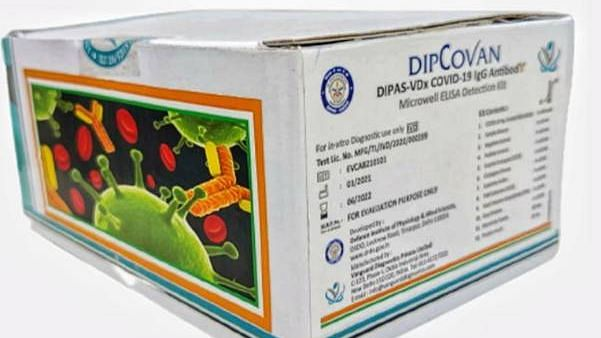 COVID-19 Antibody Detection-Based Kit DIPCOVAN