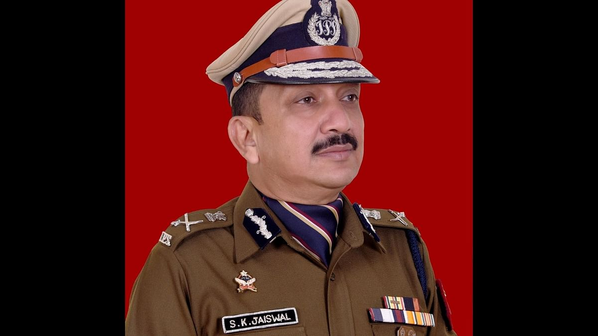 Subodh Kumar Jaiswal had been serving as the Director General of the Central Industrial Security Force.
