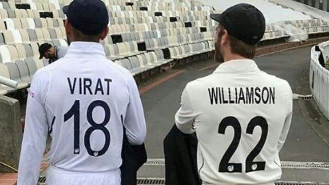 Fans Likely for WTC Final Between India and New Zealand