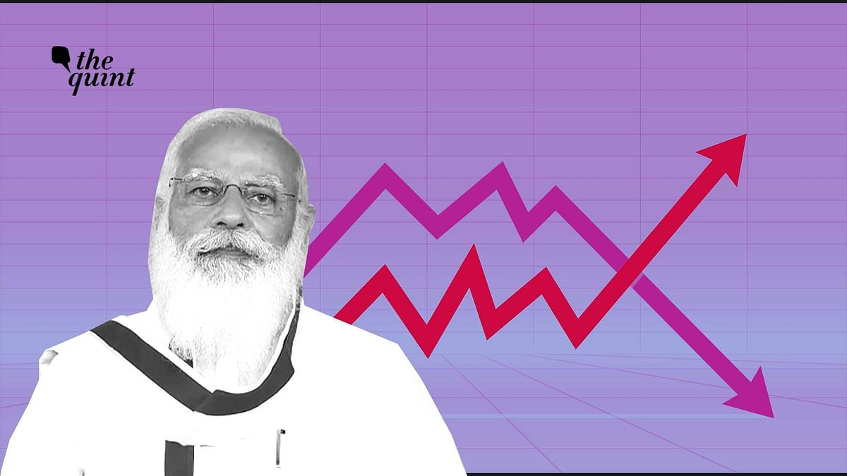 Data Reveals the One Factor Causing Ups & Downs in Modi's Ratings