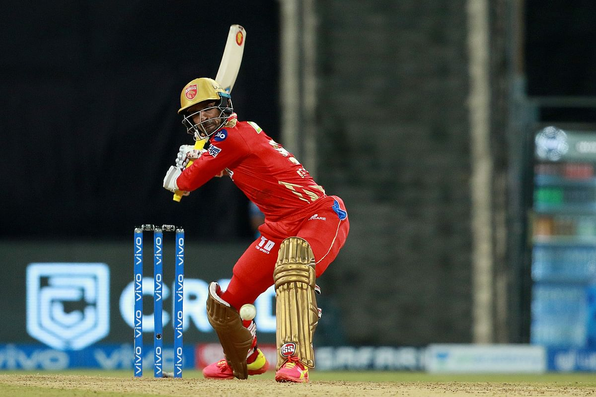 Deepak Hooda smashed the fastest fifty by an uncapped Indian player in IPL history.