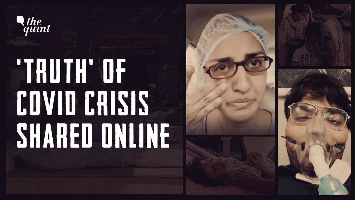 Not 'Foreign Media', Indians Exposed the 'Real' COVID Crisis