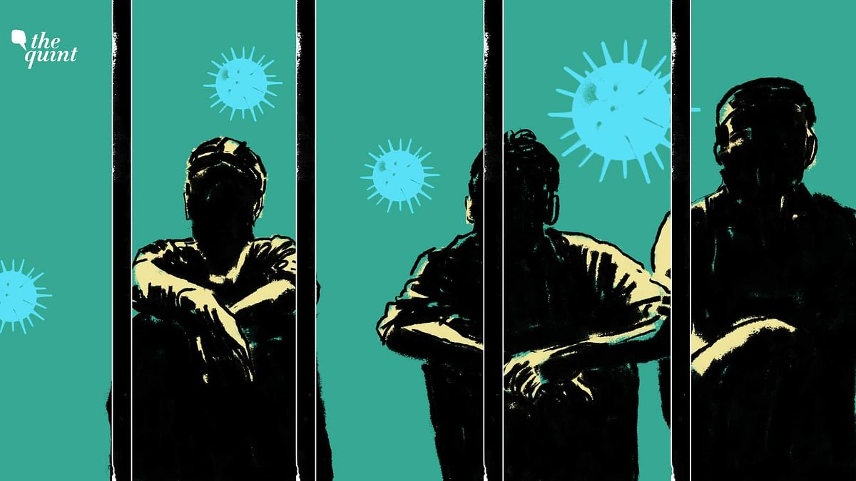 Against the cumulative capacity of 3,426 inmates, around 4,550 inmates are currently lodged in J&K prisons.