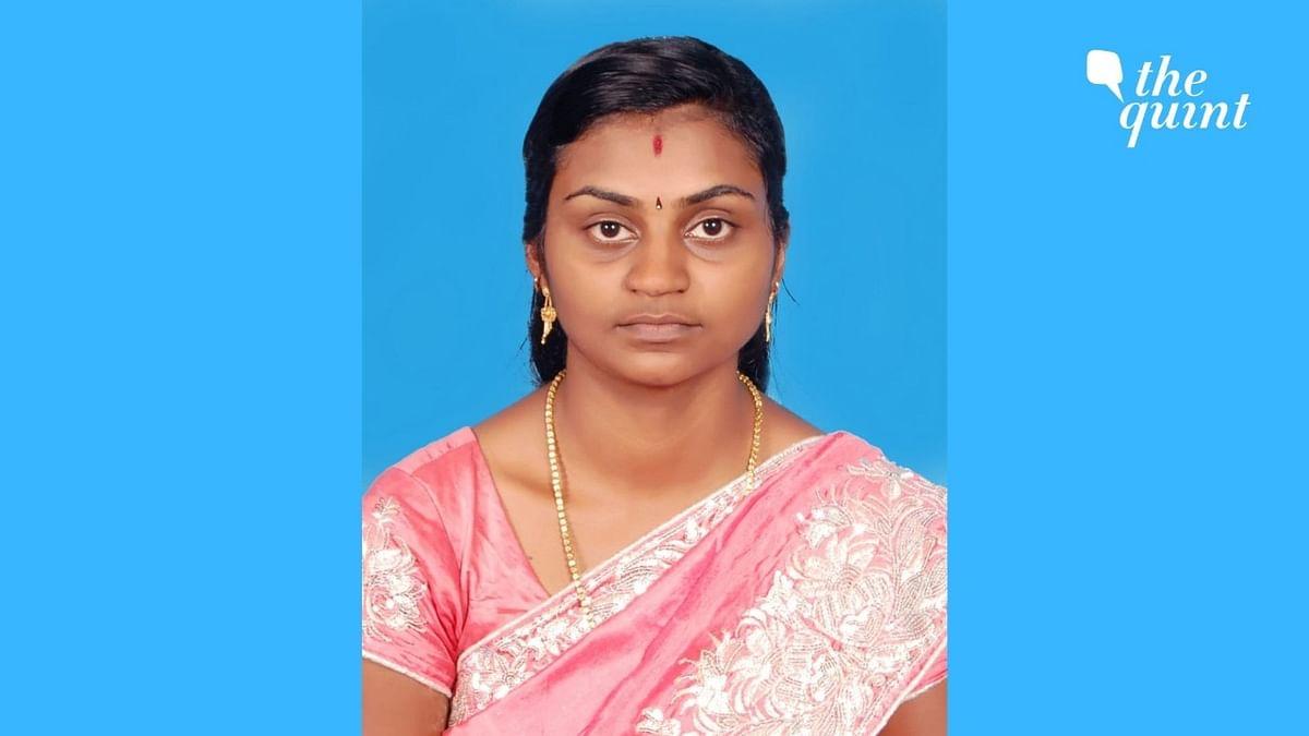 File photo ofSoumya Santosh.