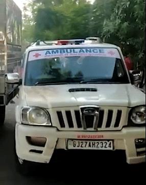 Serving Community: Man Turns His SUVs Into Free Ambulance, Hearse