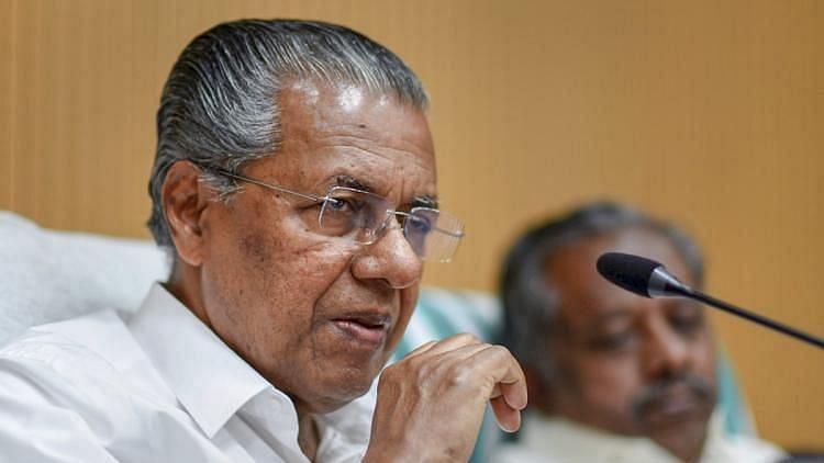 CM Vijayan Presents Data to Counter Kerala Bishop's 'Narcotic Jihad' Remark