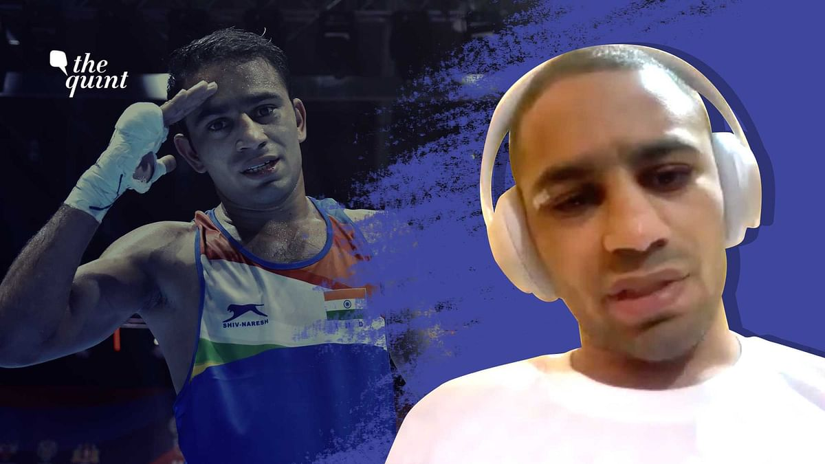 I Had Won Final, Result Should've Been Overturned: Amit Panghal