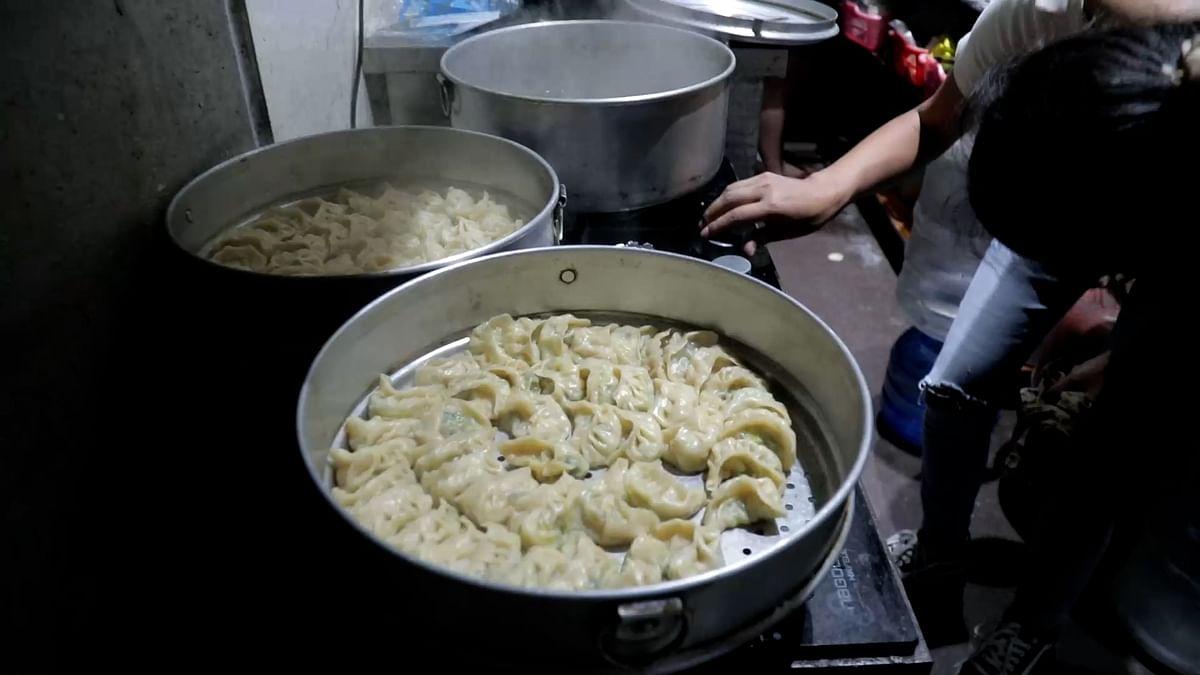 "<div class=""paragraphs""><p>Zoheb's momo restaurant in Delhi.&nbsp;</p></div>"
