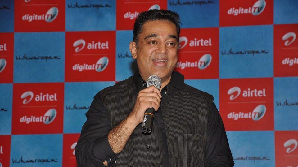 Voice Concern for Liberty: Kamal Haasan on Cinematograph Act Draft