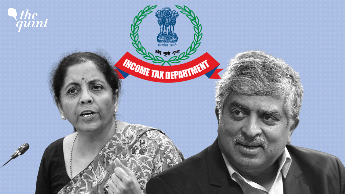 What's Wrong With The Income Tax E-Filing Portal? How Can Infosys Help?