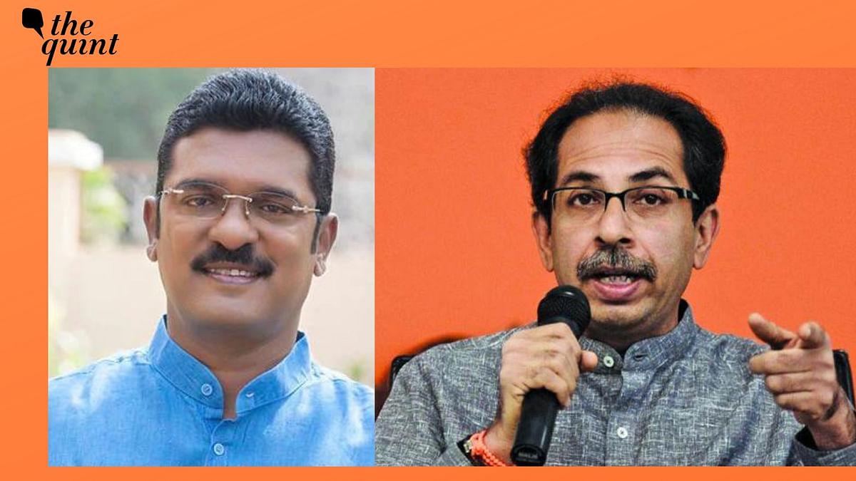 Join Hands With BJP: Sena MLA Advises Uddhav in Viral Letter
