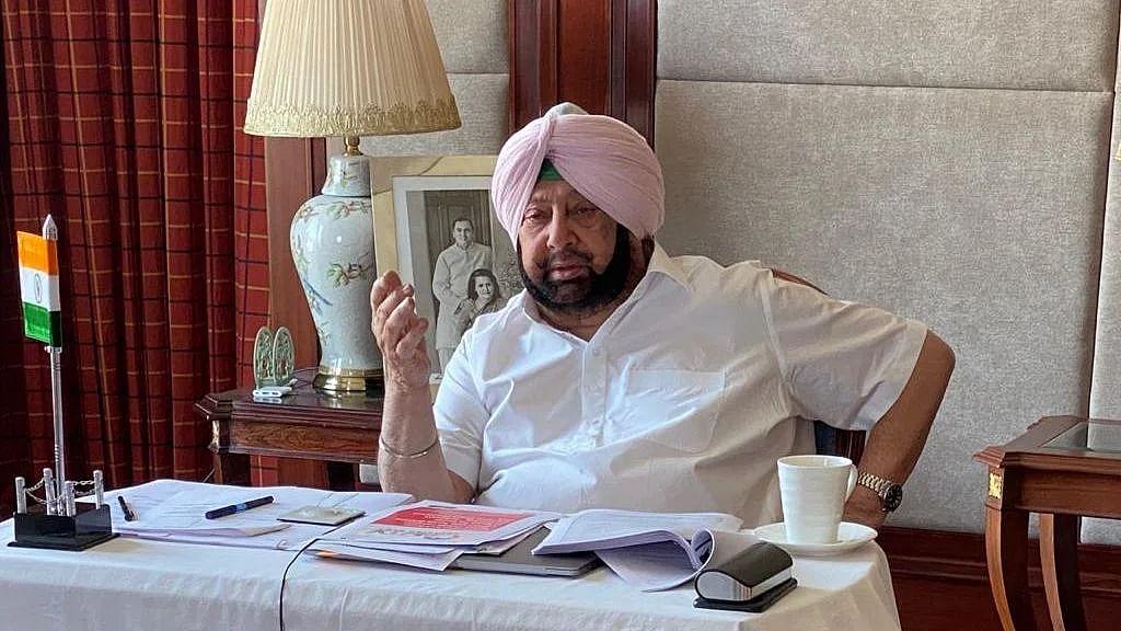 Punjab CM Warns Sidhu's Advisors on Assertions on Pakistan, Kashmir