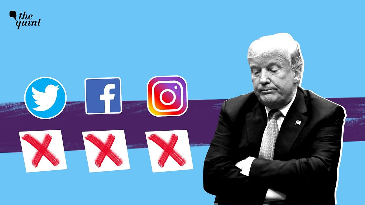 Cancelled on The Internet, Where Is Donald Trump?
