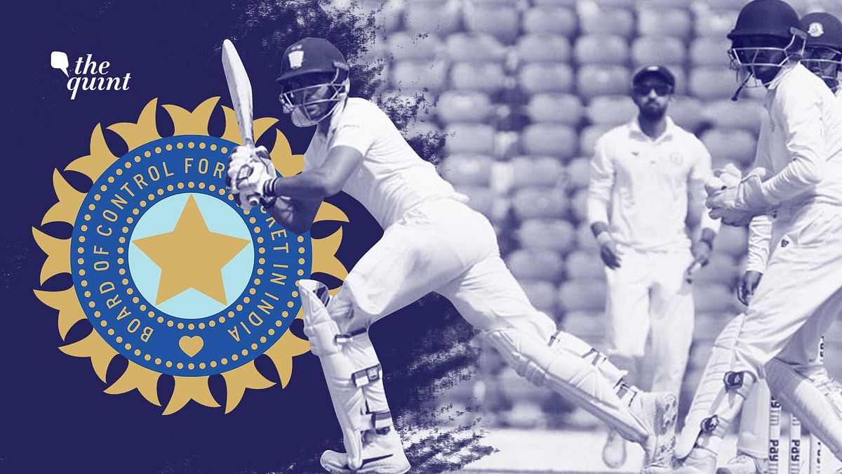 BCCI, State Boards Together Letting India's Domestic Players Down