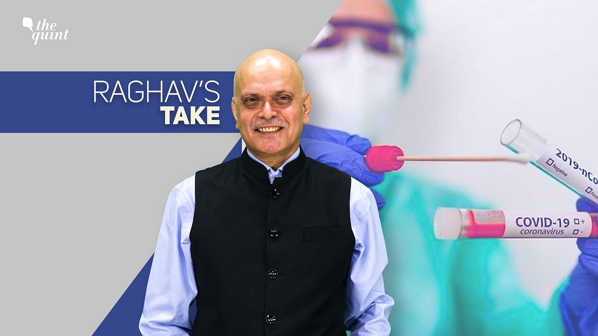 """<div class=""""paragraphs""""><p>COVID-19 to CII's request, The Quint's Editor-in-Chief Raghav Bahl shares his views on pertinent developments.</p></div>"""
