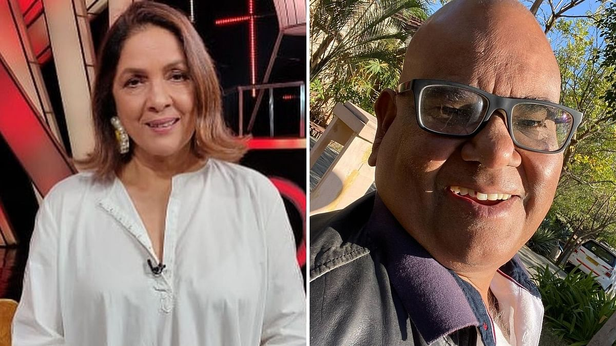 Satish Kaushik Offered to Marry Me When I Was Pregnant: Neena