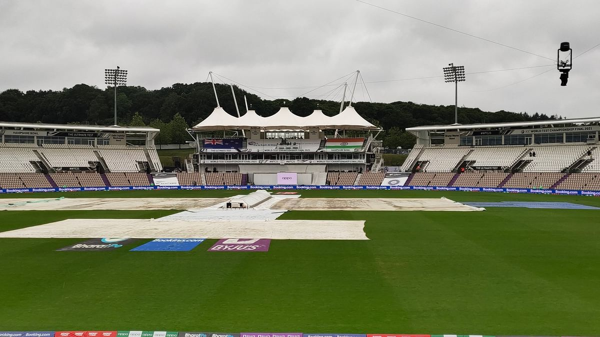 WTC Final: Rain Forces Day 4 to be Abandoned Without Any Play