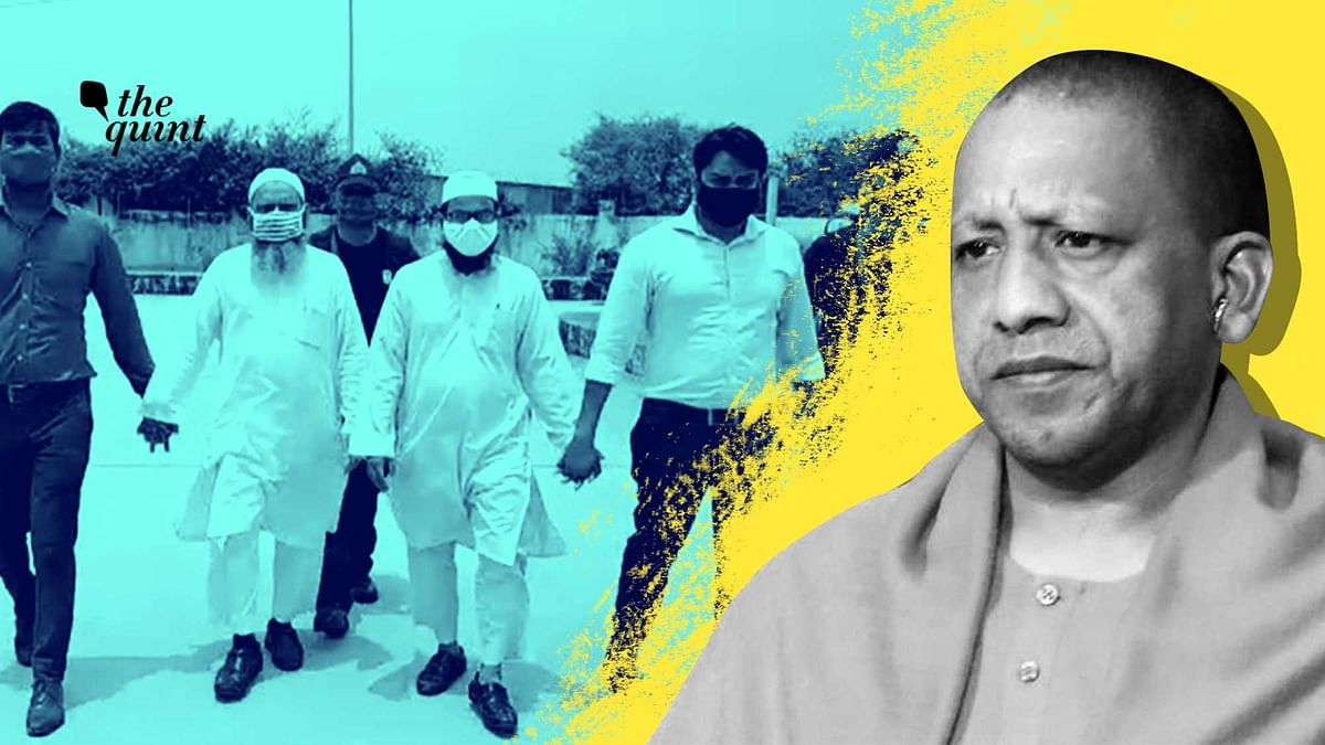 """<div class=""""paragraphs""""><p>UP Chief Minister Yogi Adityanath has issued a clarion call for provisions of the National Security Act, which provides for preventive detention, to be invoked against the Delhi clerics who have been arrested in an alleged conversion scam.&nbsp;</p></div>"""