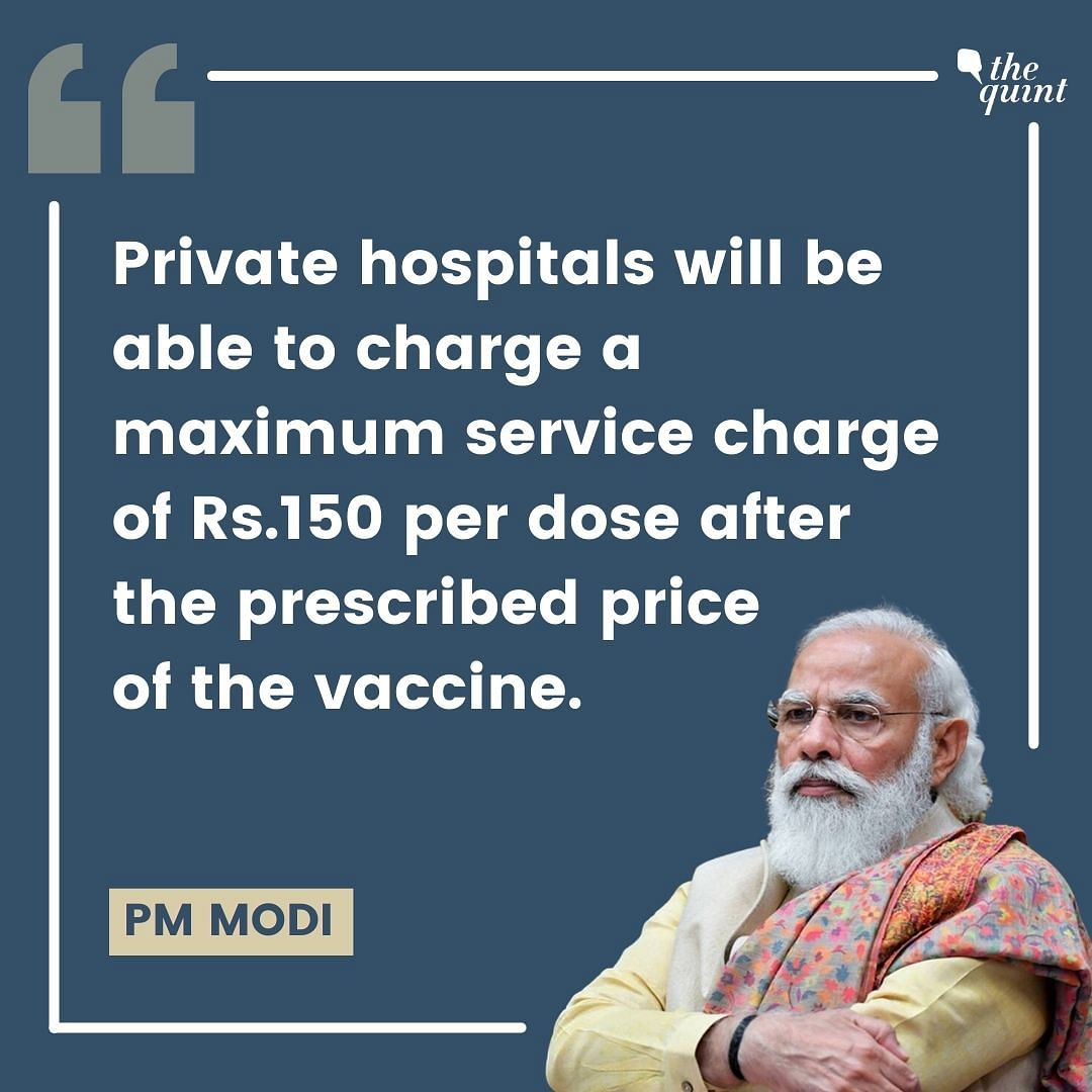 Vaccine Policy Centralised, States to Get Free Vaccines: PM Modi