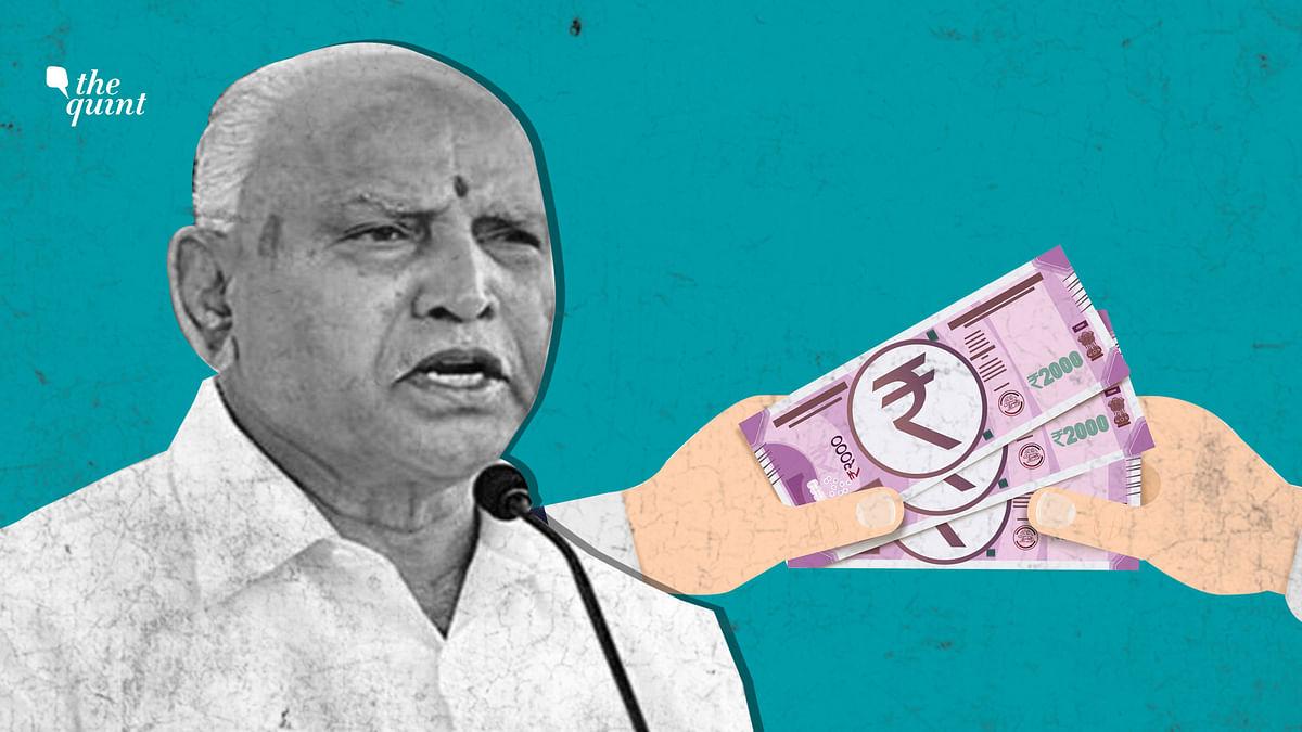 Bribery, Money Laundering: Fresh Complaint Against BS Yediyurappa