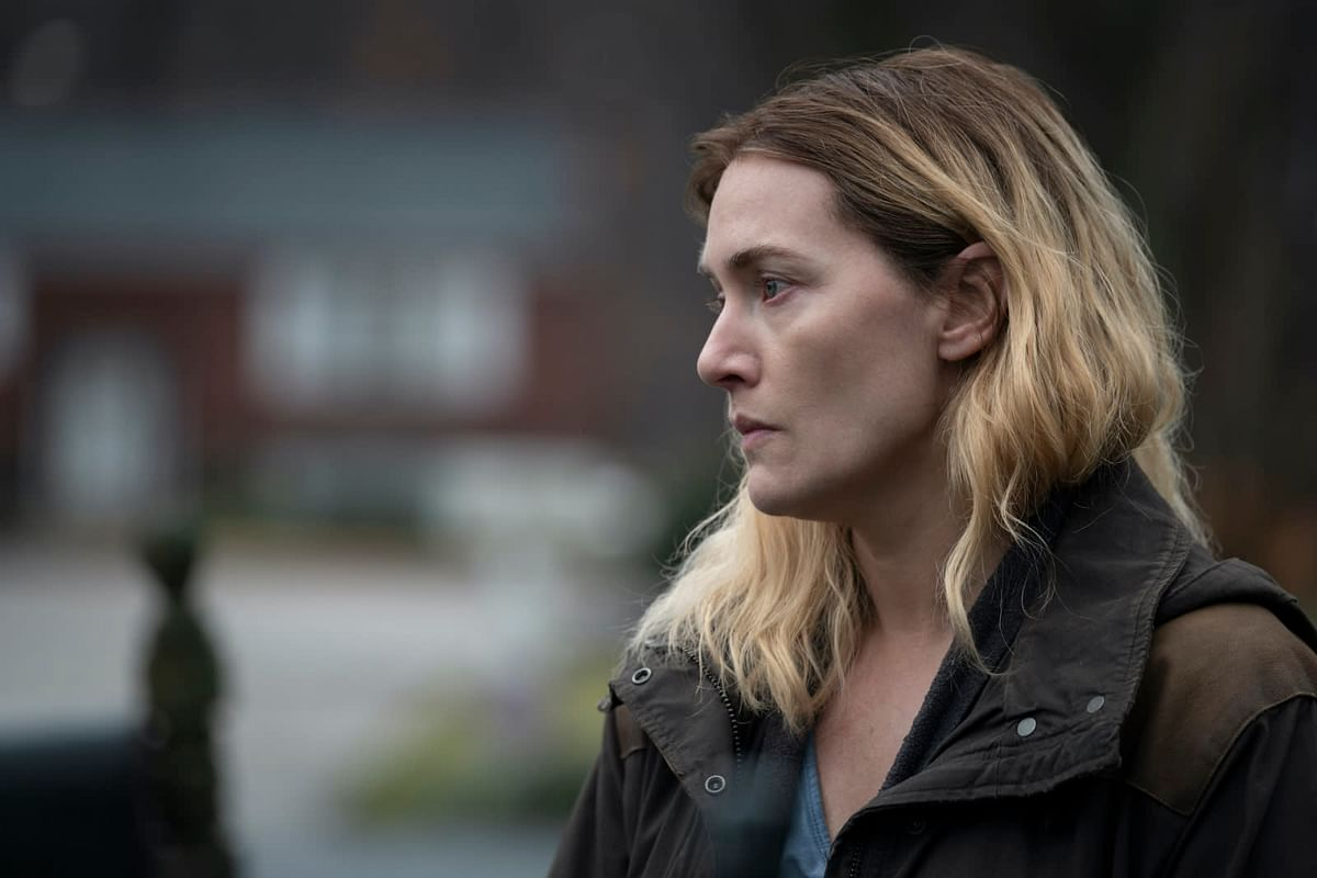 """<div class=""""paragraphs""""><p>Kate Winslet in Mare of Easttown.&nbsp;</p></div>"""