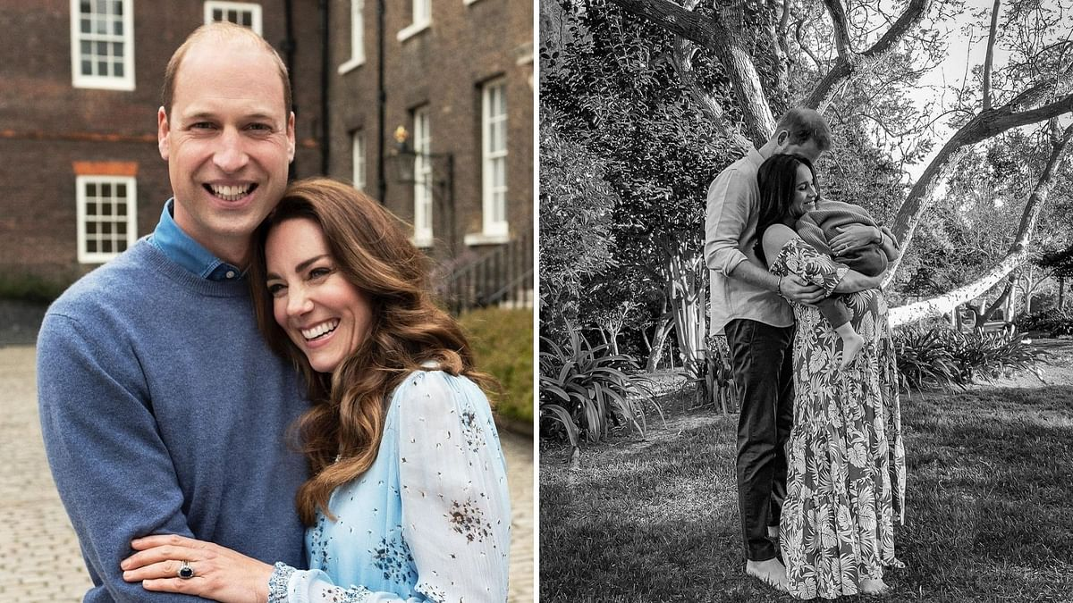 """<div class=""""paragraphs""""><p>Prince William and Kate Middleton congratulate new parents Prince Harry and Meghan Markle.&nbsp;</p></div>"""
