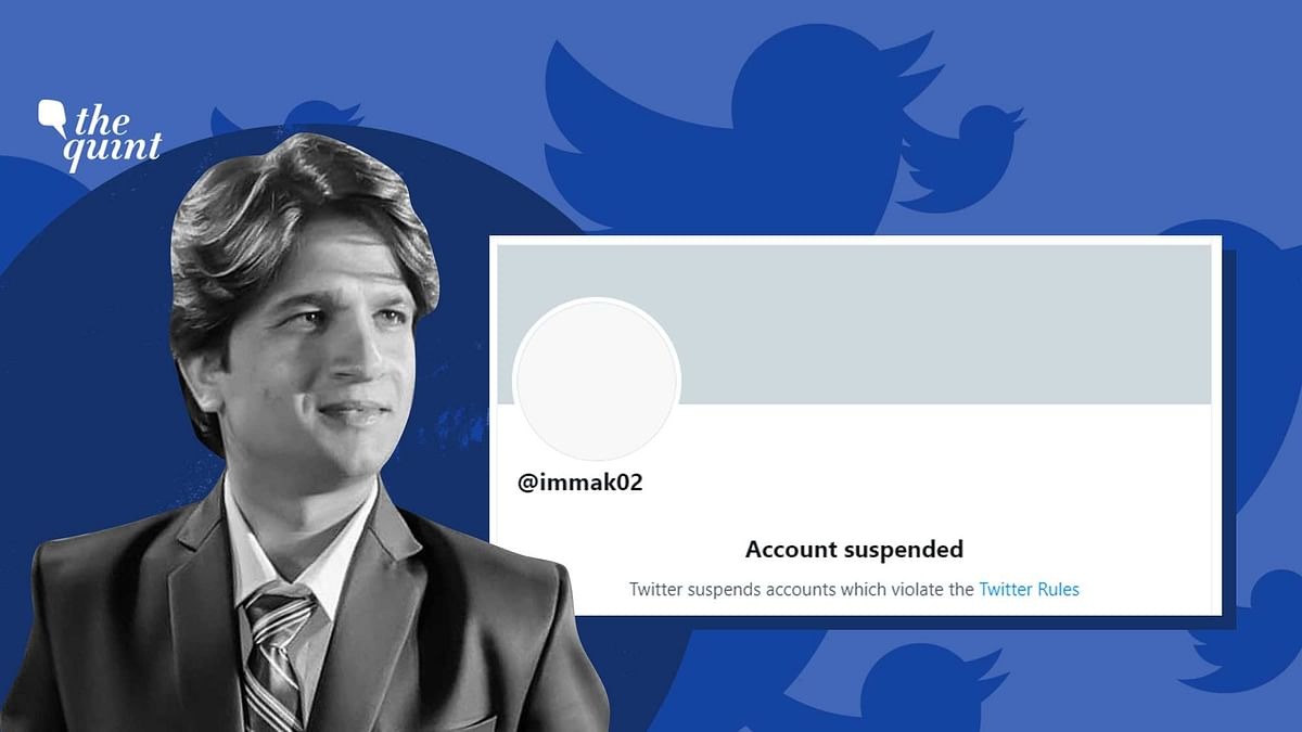 Worked Hard to Track Hate Crimes: Asif on Account Being Suspended