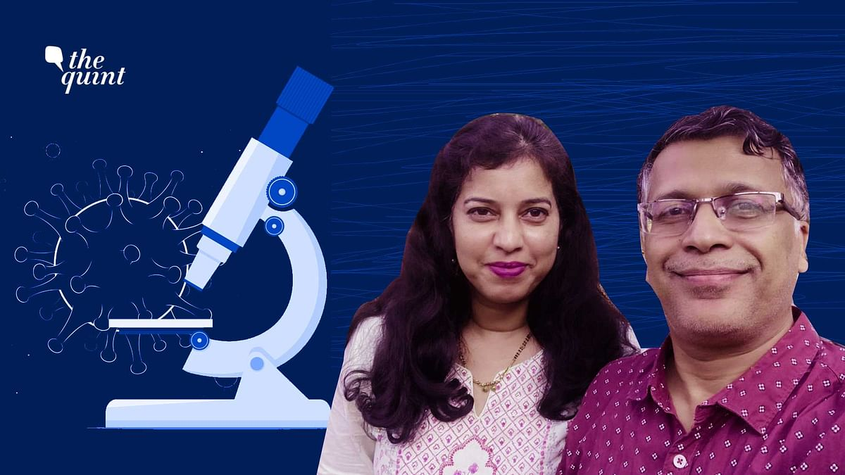 This Pune Scientist Couple Wants COVID 'Lab Leak' Theory Probed