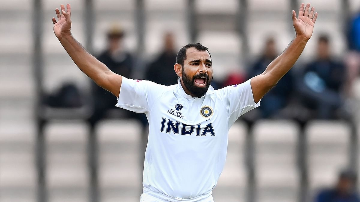 Will Need Solid Plan to Bundle Out NZ on Reserve Day: Shami