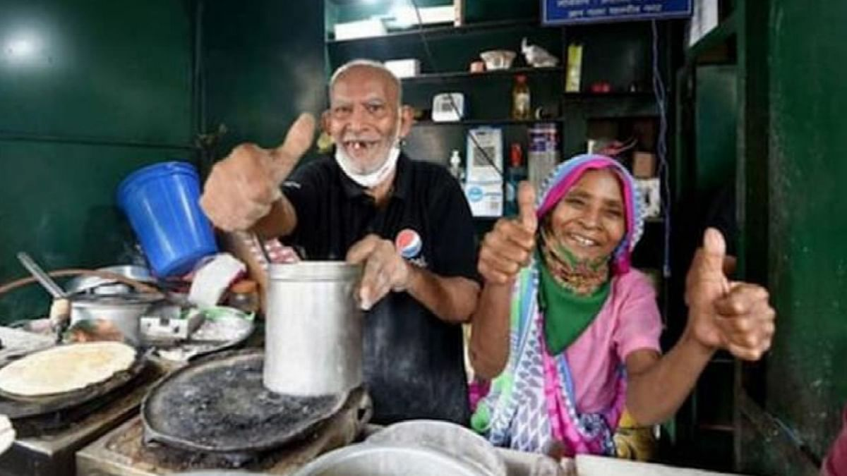 """<div class=""""paragraphs""""><p>Baba Ka Dhaba Duo Moves Back to Old Eatery After Restaurant Fails</p></div>"""
