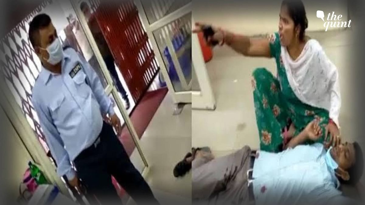 Bareilly Bank Guard Shoots Man in a Brawl Over 'Not Wearing Mask'