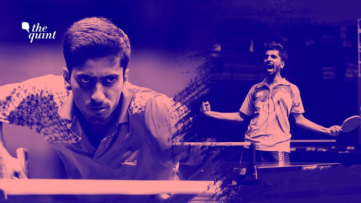 Table-Tennis Happened to Me by Accident: Indian Ace Sathiyan G