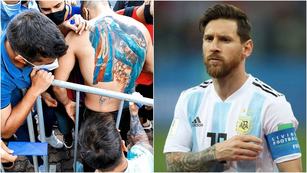 Lionel Messi Keeps Promise He Made to Fan on Social Media