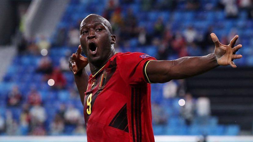 Romelu Lukaku Pays Tribute to Eriksen as Belgium Ease Past Russia