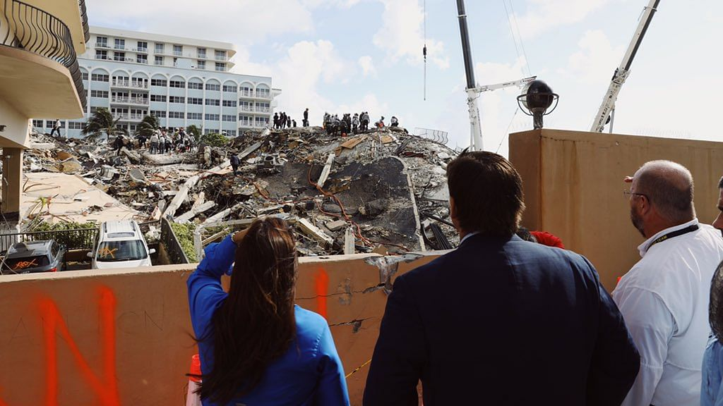 Florida Building Collapse: Bodies of Missing Indian Family Found, Cremated