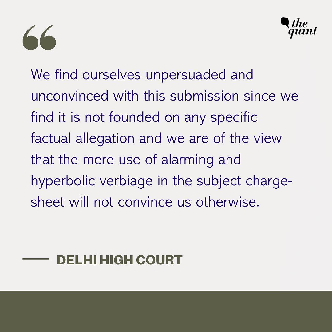 Delhi HC Stands Up For India, Not Just Devangana, Natasha & Asif