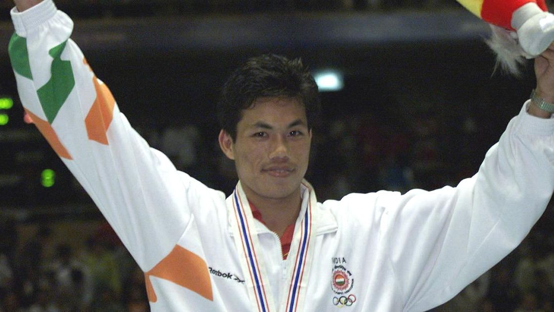 Dingko Singh punched above his weight to win Gold at the Asian Games in 1998.