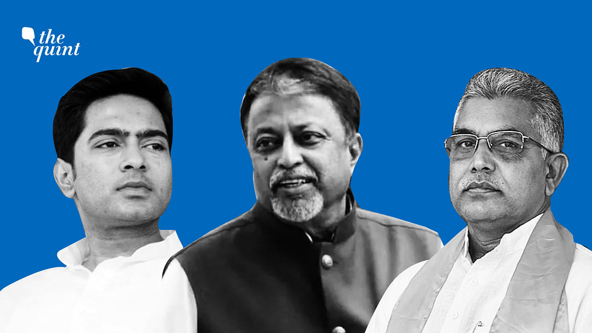 Why Mukul Roy's Return to TMC is a Win for Dilip Ghosh & Abhishek