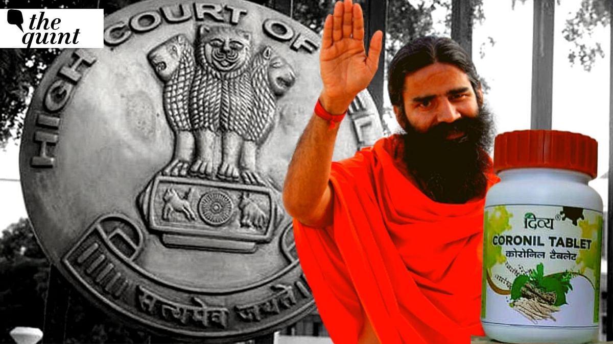 Coronil Case: HC Issues Summons to Ramdev, Asks 'Is He To Blame?'
