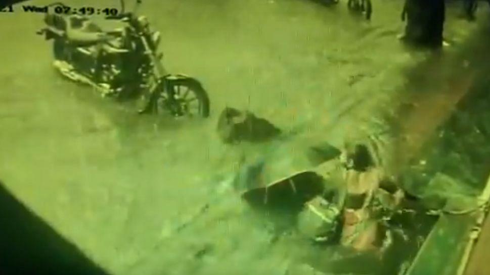 Two Women Fall Into Open Manhole as Heavy Rains Lash Mumbai