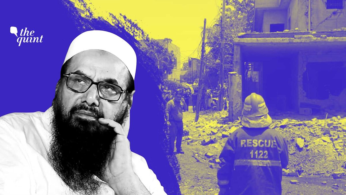 While there is no definitive answer to whether Hafiz Saeed was in his Lahore house or not, but journalists in India and Pakistan agree that he was the target.