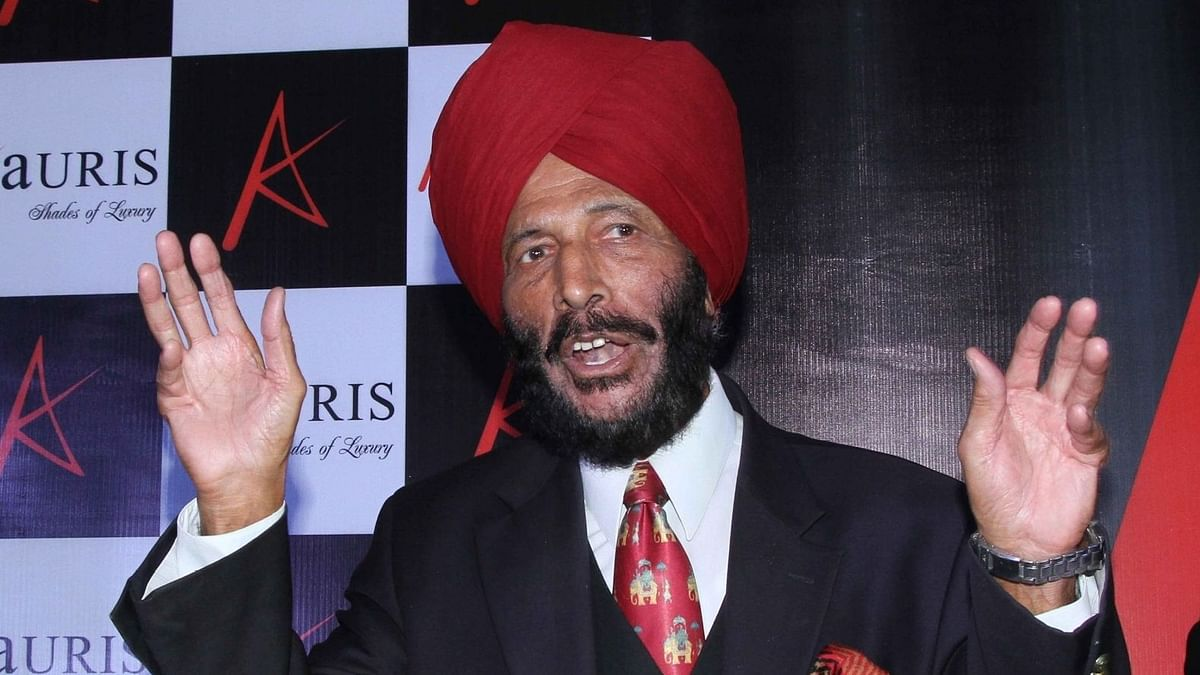 Milkha Singh Wanted to See an Indian Win Olympic Athletics Medal