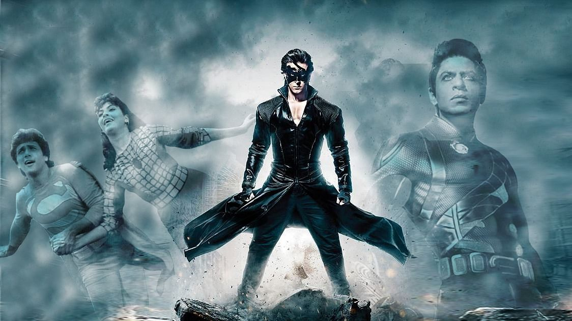 """<div class=""""paragraphs""""><p>Krrish released 15 years ago today; here's looking at other iconic Indian superheroes.</p></div>"""
