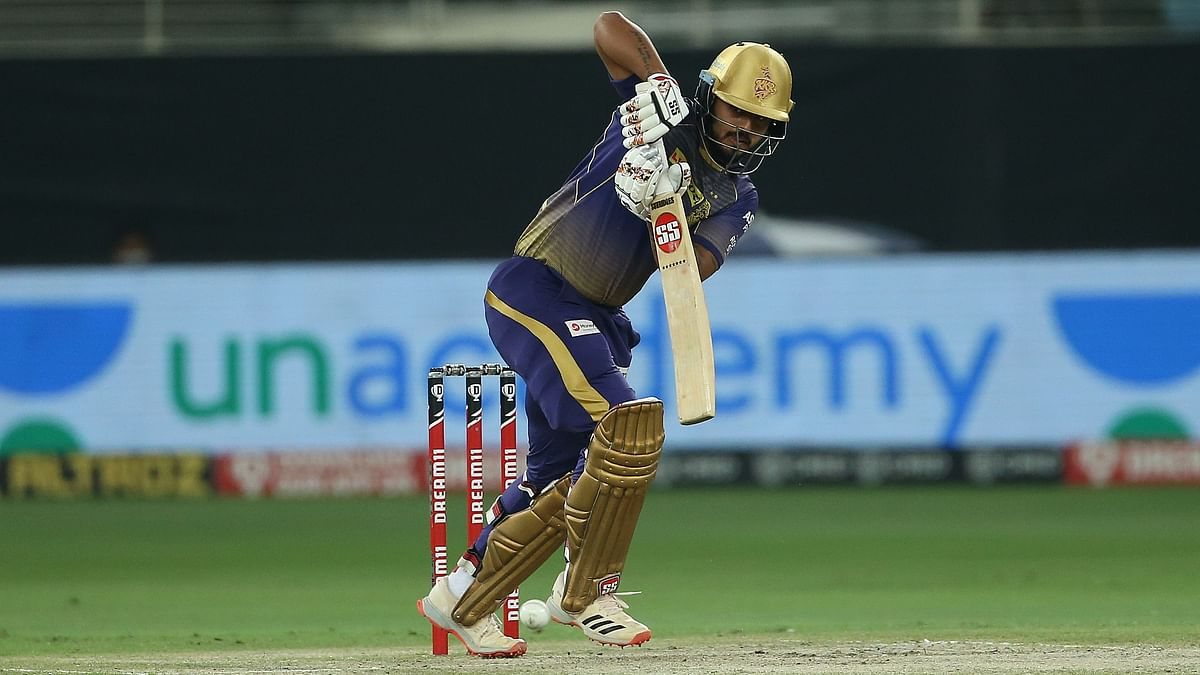 Nitish Rana was the torchbearer of KKR's batting line-up in the curtailed 2021 season.