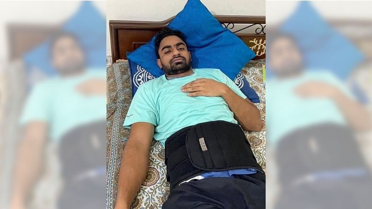 Man Gets Spinal Fracture After 'Police Torture', Files Complaint