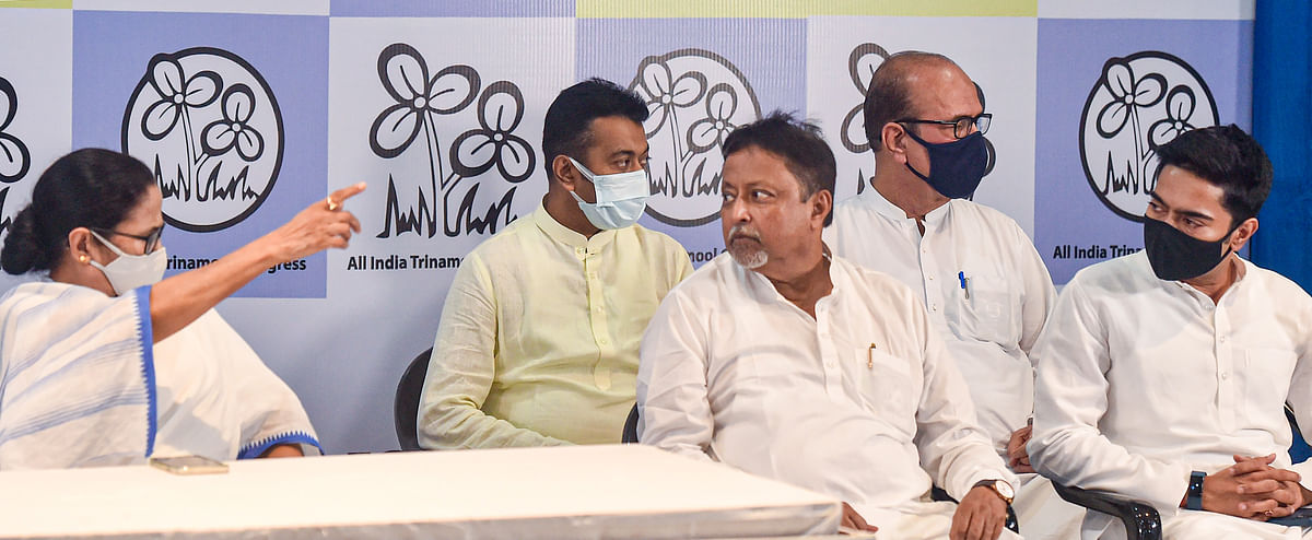'No One Will Stay in BJP': Mukul Roy Returns to TMC