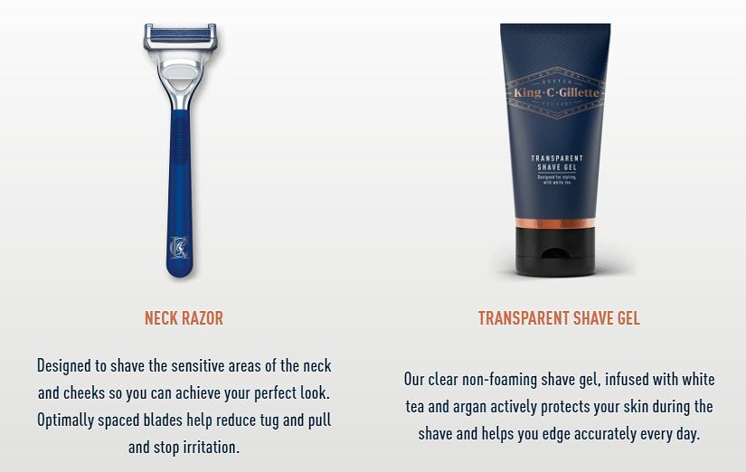 Shaving solutions