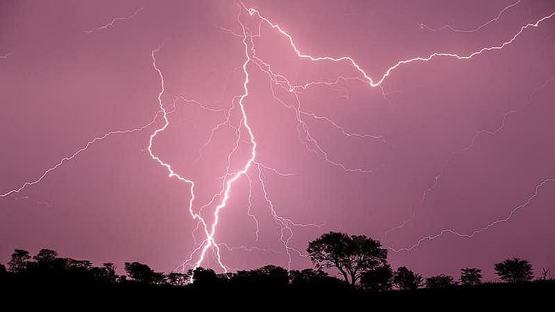 Lightning Kills 41 in UP, 23 in Rajasthan; States Announce Ex Gratia
