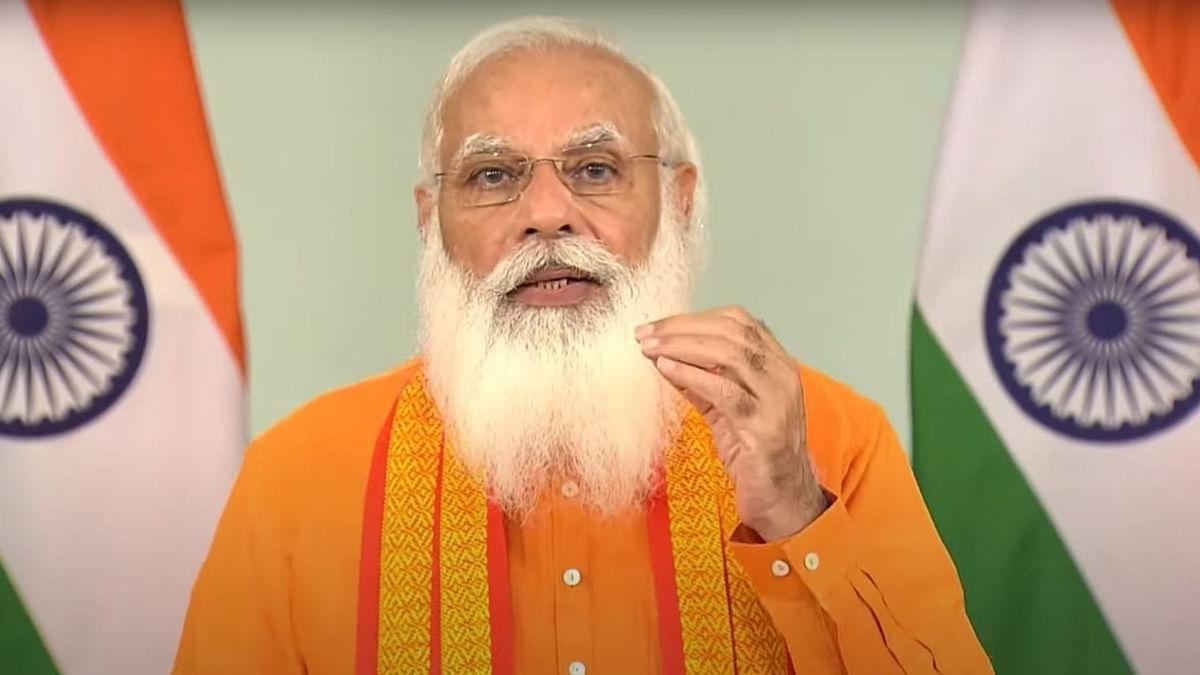 'Yoga a Ray of Hope When Entire World Fights COVID-19': PM Modi
