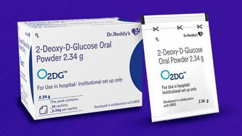 Dr Reddy's Launches Anti-COVID Oral Drug 2-DG for Commercial Use